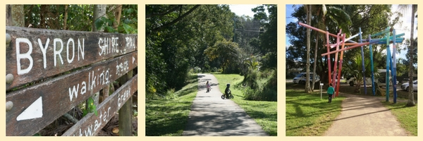 Saltwater Creek Trail, Mullumbimby