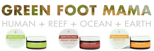 Green Foot Mama - Organic Sun