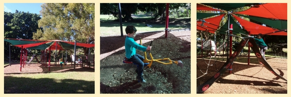 Heritage Park Playground, Mullumbimby
