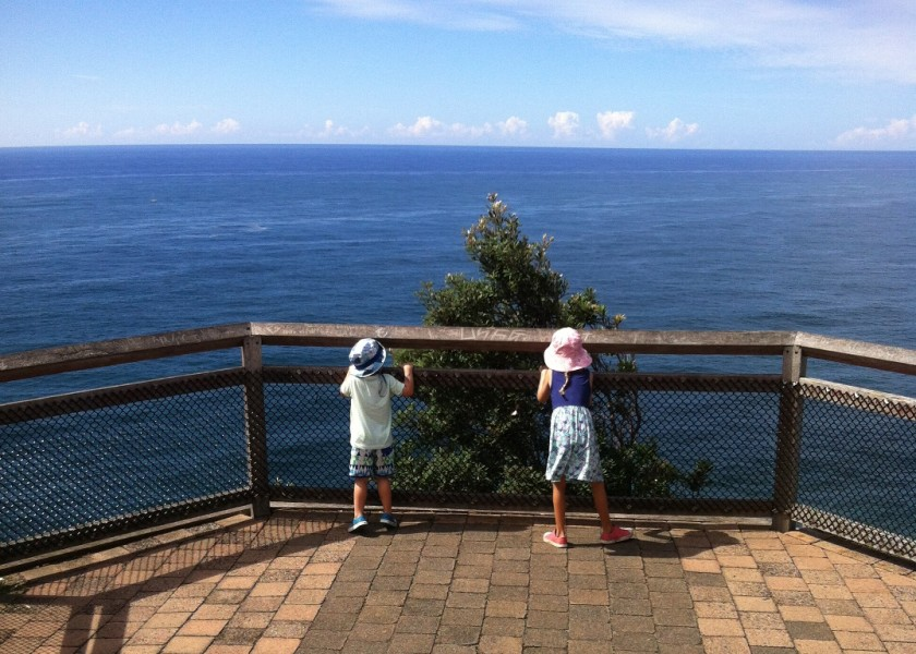 Cape Byron Lighthouse - scenic views