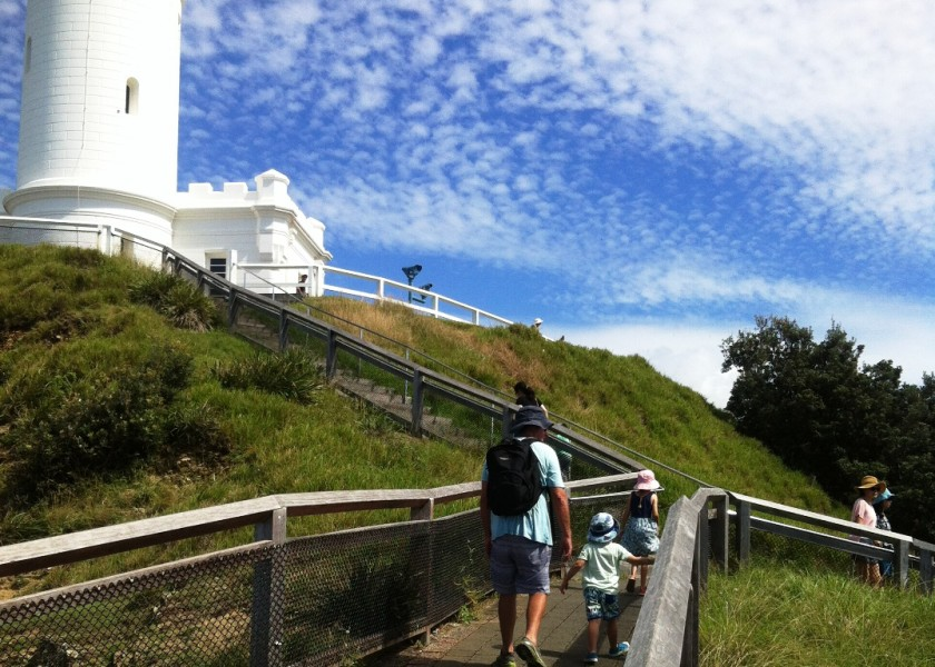 Cape Byron Lighthouse Walking Track
