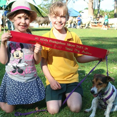 The Bangalow Show - Pet Competition