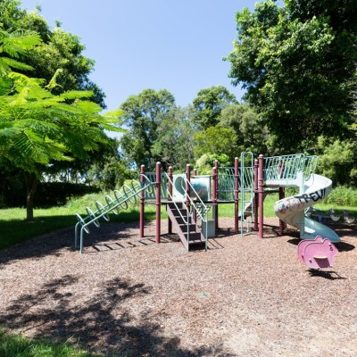 Bunya Place Playground, Suffolk Park