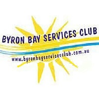 Byron Bay Services Club Logo