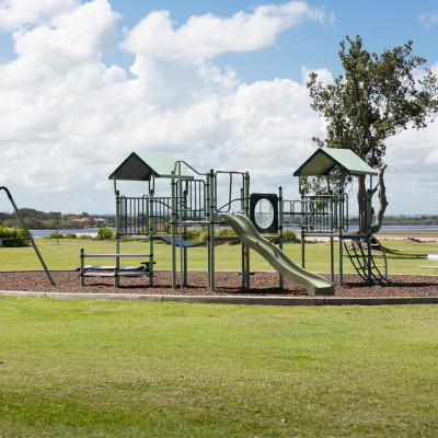 Playground at Commemoration Park
