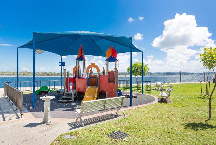 Fawcett Park Playground, Ballina