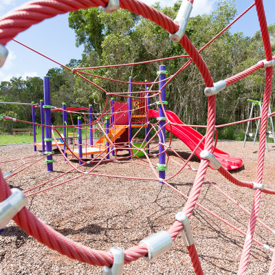 Beech Drive Sportsfields - Large Playground
