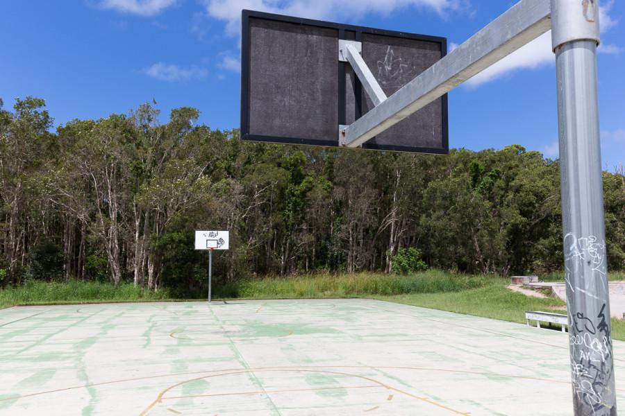 Beech Drive Sportsfields - Basketball Court