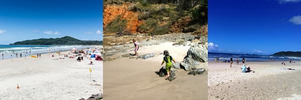 Byron Beaches for Blog