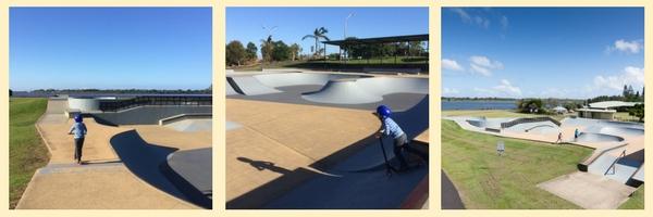 Ballina Skatepark NSW